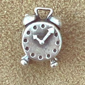 Pandora Alarm Clock Charm (790449)